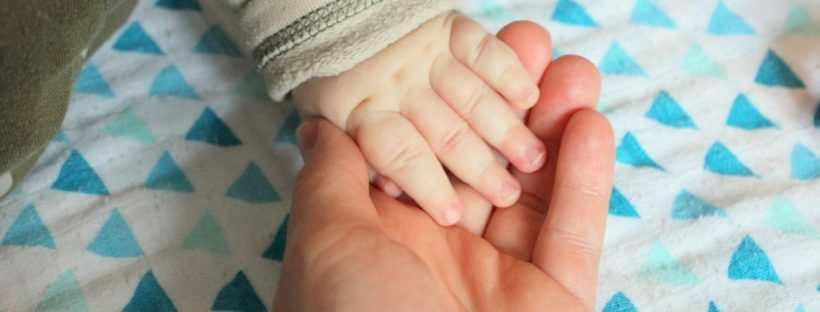 Stillen Mutter Kind Bindung stärken