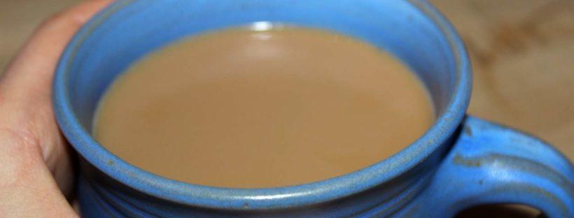 Kaffee in der Stillzeit